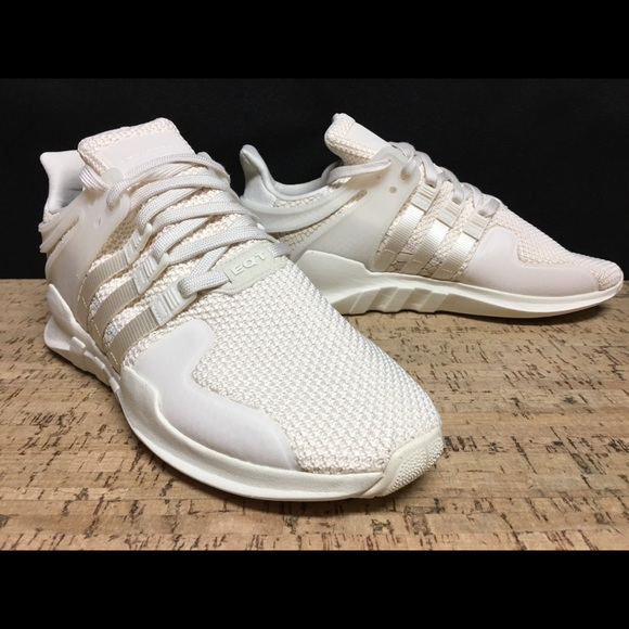 Adidas EQT Support Athletic Shoes Mens 9.5 White